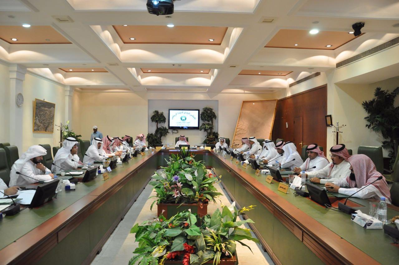 لجنة مشتركة بين بلدي الرياض والأمانة لقياس مؤشرات التحول الوطني - المواطن