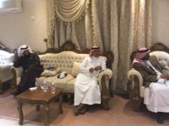بلدي بن هشبل يناقش مطالب وشكاوى المواطنين في لقاء مفتوح ة