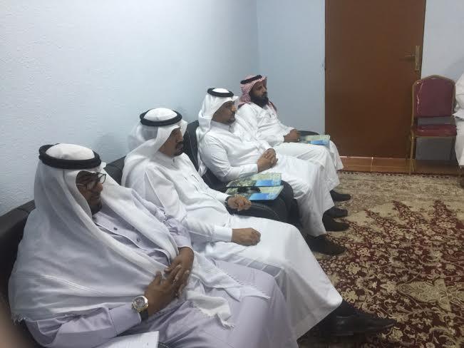 بلدي محايل يطالب أمين عسير في زيارة خاصة لمركز السعيدة3