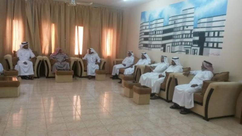 بلدي محايل يطالب أمين عسير في زيارة خاصة لمركز السعيدة4