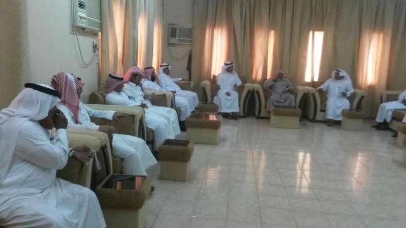 بلدي محايل يطالب أمين عسير في زيارة خاصة لمركز السعيدة6