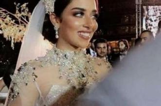 بلقيس أحمد فتحي تخطف الأضواء بزفافها الأسطوري - المواطن