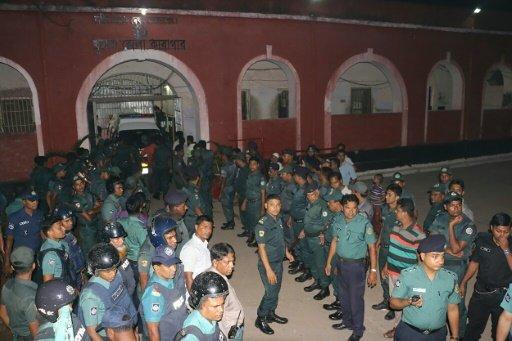بنجلاديش إعدام