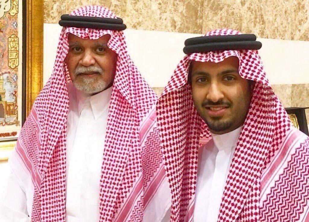 بندر بن سلطان في ضيافة الفيصل (3)
