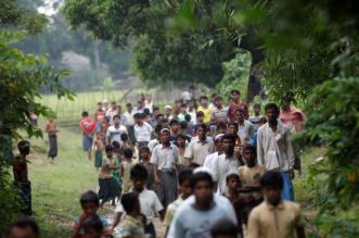 بنغلاديش تعتزم نقل لاجئي الروهينغا إلى جزيرة نائية - المواطن
