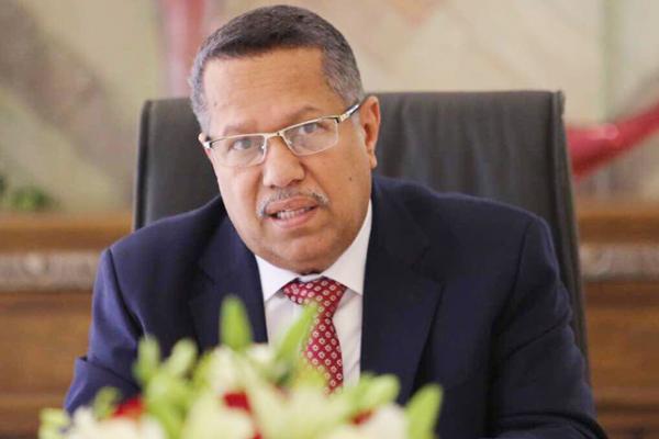 ابن دغر يشدد على ضرورة وحدة الصف اليمني بوجه الانقلابيين