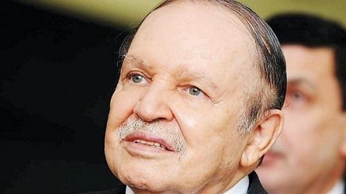 التلفزيون الجزائري: الرئيس بوتفليقة يقدم استقالته رسميًا