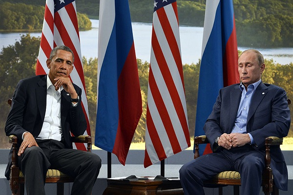 بوتين-واوباما
