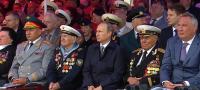 بوتين-يحضر-عرض-اسطول-بحري
