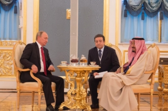 مستشرق روسي: زيارة الملك سلمان تجبر موسكو على إعادة رسم سياستها الخارجية - المواطن