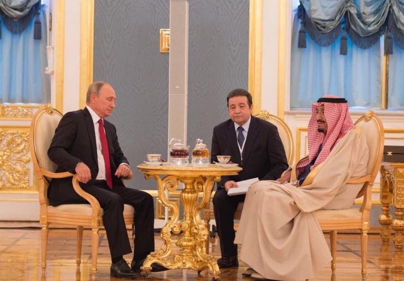 مستشرق روسي: زيارة الملك سلمان تجبر موسكو على إعادة رسم سياستها الخارجية