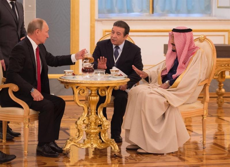 صحيفة أمريكية تسلط الضوء على أسباب تعزيز الشراكة السعودية الروسية