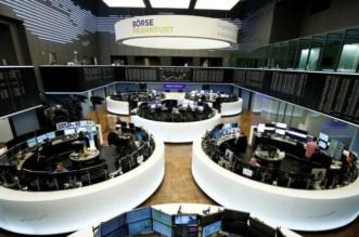 بورصة فرانكفورت الاسهم الاوروبية