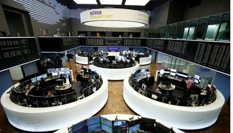 الأسهم الأوروبية تتعافى بعد خسائر الأمس