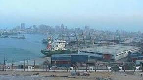 الأحوال الجوية السيئة تُغلِق مينائي الإسكندرية الرئيسيين