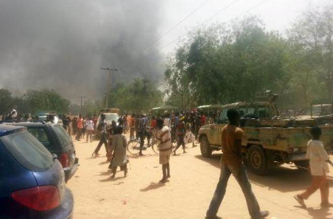 بوكو حرام تحرق منازل-شمال-الكاميرون