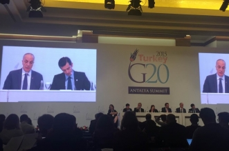 بيان مشترك للمجموعات المشاركة في #قمة_العشرين يطالب بتحرك لمعالجة أزمة اللاجئين (2)