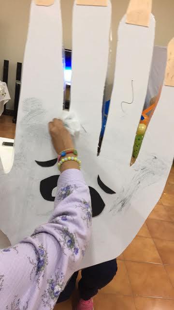 """تأهيل الإناث بالقدس يشارك في """"اليوم العالمي لغسل اليدين """" بفعاليات منوعه 2"""