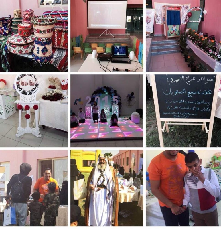تاهيل-الاناث-بالدرعية-يحتفل-باليوم-العالمي-للاعاقة
