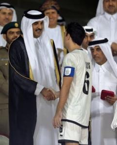 تتويج لخويا بطلًا لـكأس أمير قطر (1) 