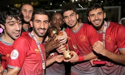 تتويج لخويا بطلًا لـكأس أمير قطر (216049437) 
