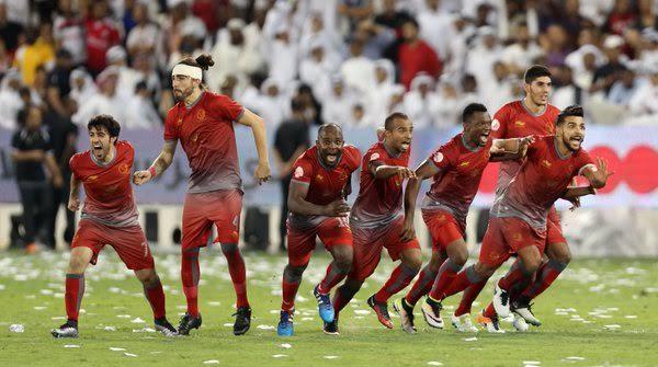 تتويج لخويا بطلًا لـكأس أمير قطر (216049441) 