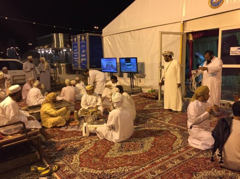 تجهيز مقر فرع الهيئة بمدينة الحجاج في بريدة1