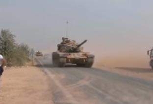 """شاهد.. تحركات عسكرية تركية لدحر """"داعش"""" والمسلحين الأكراد من جرابلس السورية - المواطن"""