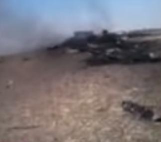 تحطم-الطائرة-الروسية