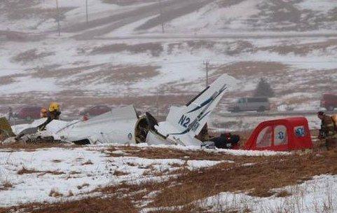 تحطم طائرة الوزير الكندى السابق جان لابيير وزوجته (3)