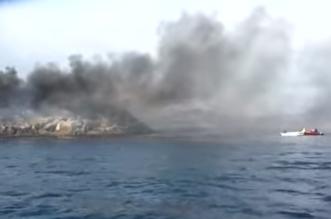 العثور على حطام الطائرة في مياه البحر الأسود - المواطن