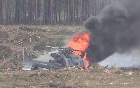 تحطم-طائرة-روسية