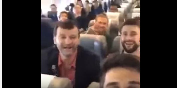 تحطم طائرة فريق برازيلي