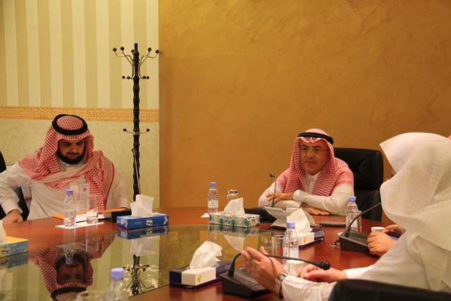 تحفيظ الرياض تبحث سبل التعاون مع جامعة اليمامة (5)