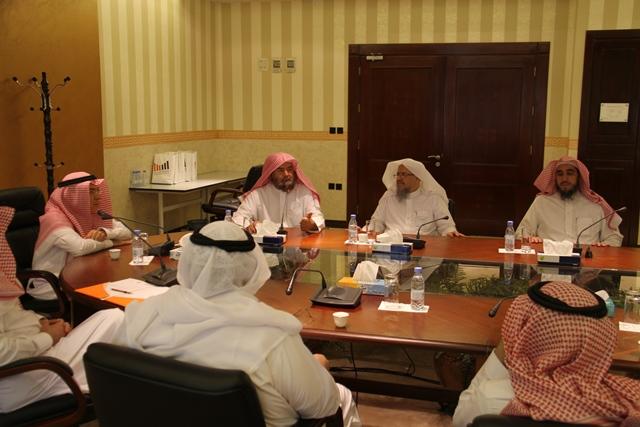 تحفيظ الرياض تبحث سبل التعاون مع جامعة اليمامة (7)