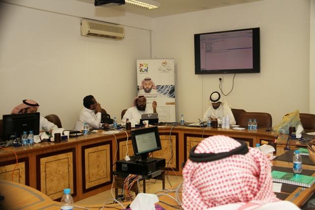 تحفيظ الرياض تدرب منسوبيها على أمن المعلومات وحماية الشبكاتَ (2)
