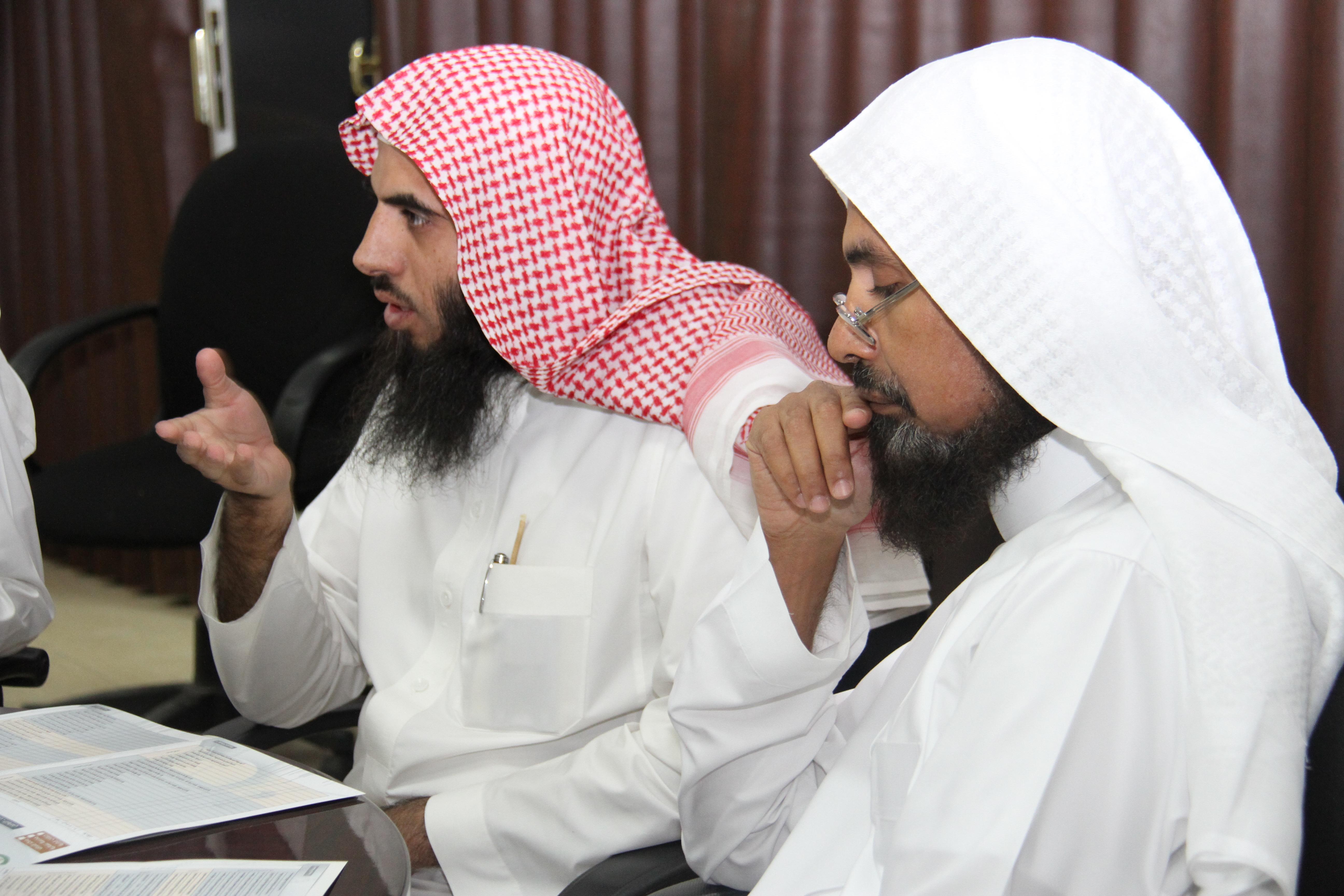 تحفيظ الرياض تنتهي من حصر نسبة قياس الرضا للقطاعات والميدان (1)