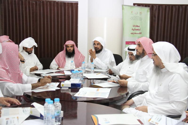تحفيظ الرياض تنتهي من حصر نسبة قياس الرضا للقطاعات والميدان (2)