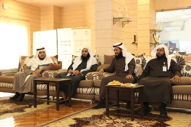 تحفيظ الرياض توقع اتفاقية مع مركز استشاري الأسنان (1)