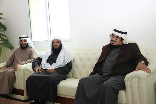 تحفيظ الرياض ومؤسسة سليمان الراجحي الخيرية تبحثان سبل تطوير الشراكة بينهما (3)
