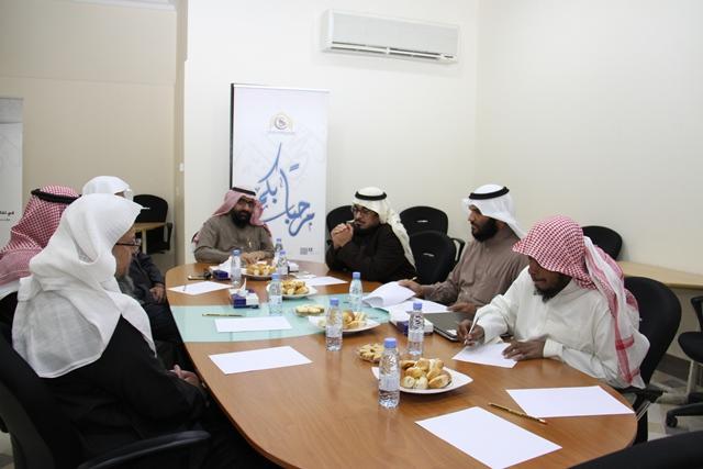 تحفيظ الرياض ومؤسسة سليمان الراجحي الخيرية تبحثان سبل تطوير الشراكة بينهما (4)