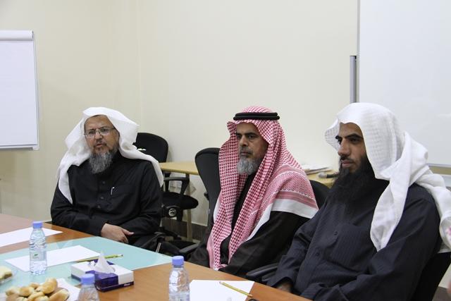 تحفيظ الرياض ومؤسسة سليمان الراجحي الخيرية تبحثان سبل تطوير الشراكة بينهما (5)