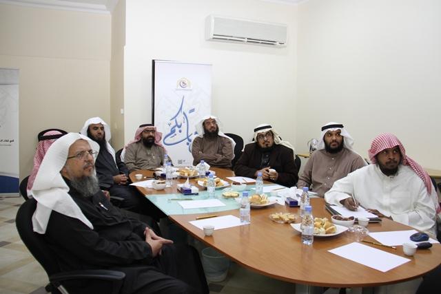 تحفيظ الرياض ومؤسسة سليمان الراجحي الخيرية تبحثان سبل تطوير الشراكة بينهما (7)