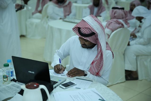تحفيظ-الرياض-يناقش-التوظيف-الالكتروني (8)