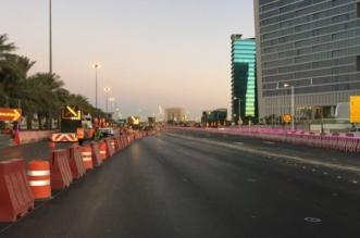 الرياض: بدء تفعيل تحويلة طريق الدائري الشرقي بين مخرجي 8 و 9 - المواطن