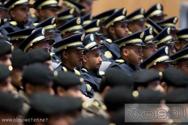تخرج ضباط الامن العام