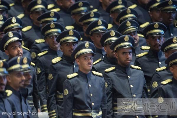 تخرج ضباط الامن العام1