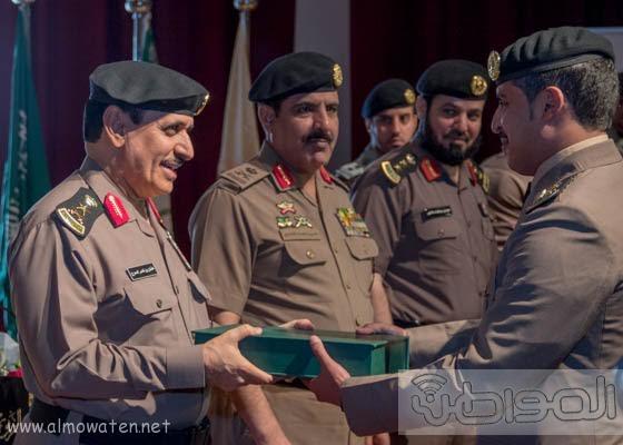 تخرج ضباط الامن العام22