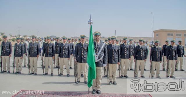 تخرج ضباط الامن العام9