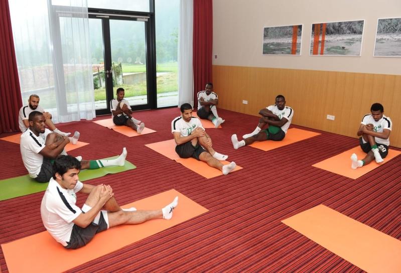 تدريب المنتخب النمسا 7